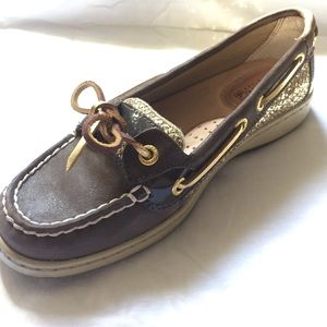 Sperry Top-Sider Shoes - Sperry Top-Sider Angelfish Boat Shoe NWOT