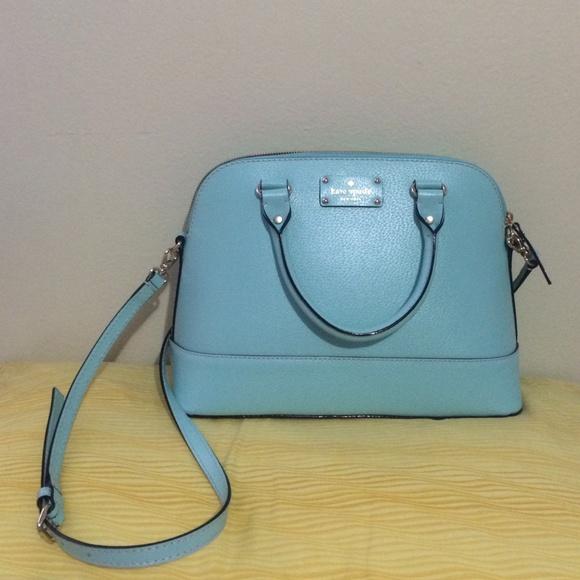41% off kate spade Handbags - Kate spade dome satchel handbag from ...