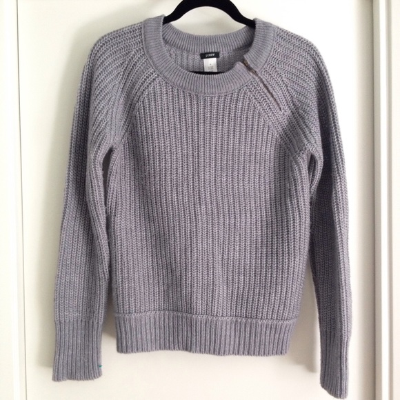 J. Crew Sweaters - ⚡️SALE⚡️J. Crew Chalet Zip Sweater bcd7371e0a