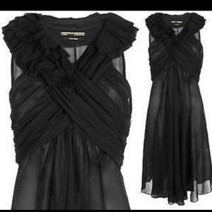 ✨SALE✨ NWT All Saints Black Florianna Dress