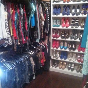 Other - WELCOME TO MY CLOSET!!! Thank you for the likes!;)