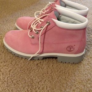 37fa926a7cb81 Timberland Shoes - New Timberland Nellie Womens Bubble Gum Pink boots