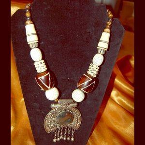 Jewelry - Southwestern Beaded Necklace.