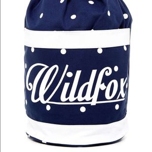 Wildfox  Polka Dot Backpack 