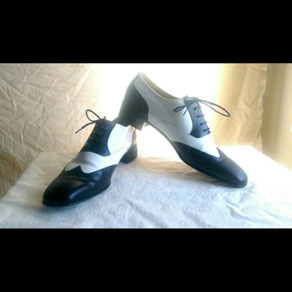 70d694223eec1 Salvatore Ferragamo Shoes | Vintage New Old Stock Ferragamo Wingtip ...