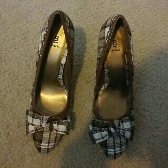 Bakers Shoes Heels
