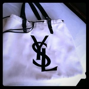 REDUCED ! Authentic  YSL Tote