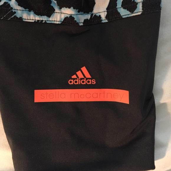 Adidas Stella Mccartney Leopard Leggings sYpt0avqz3