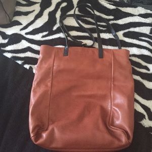 Foley and Corinna Camel Brown Bag