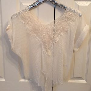 🍭SALE Charlotte Russo Sheer Gorgeous Top