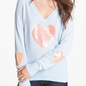 Wildfox white label sweater