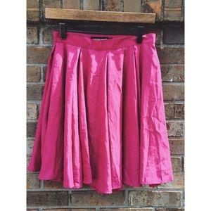 American Apparel Gore Skirt