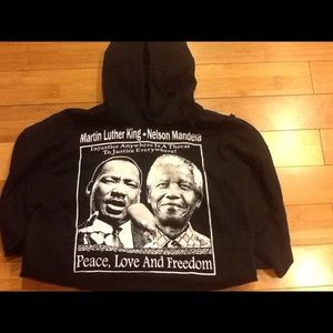 Other - History Tees / Top one is a  XL Mens Hoodie  Black