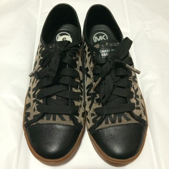 13 michael kors shoes black michael kors tennis