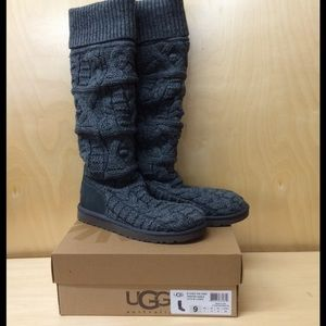 5965c5d768b Over The Knee Twisted Cable Uggs - cheap watches mgc-gas.com