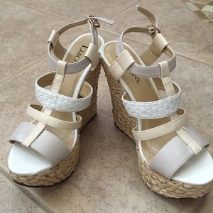 Luichiny Wedge Shoes