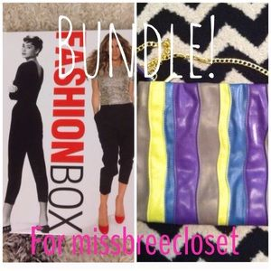 Clutches & Wallets - **BUNDLE for missbreecloset **