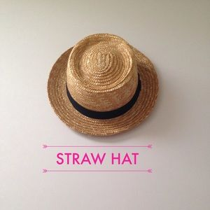 Forever 21 Accessories - Straw Hat