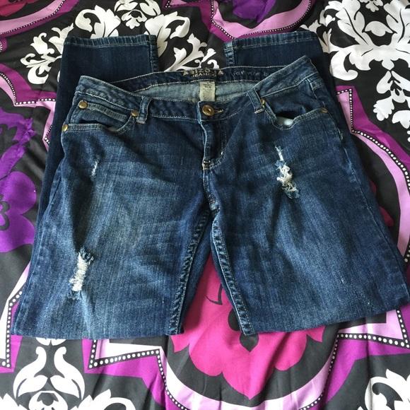 71% off Arizona Jean Company Pants - juniors Arizona favorite ...
