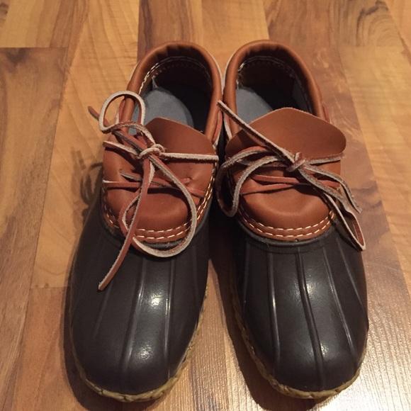 b88873aefe1 L.L. Bean Boots - L.L. Bean Women s Bean Boots Rubber Moc