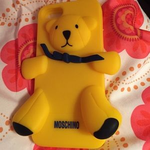 iPhone 5 Moschino Phone case