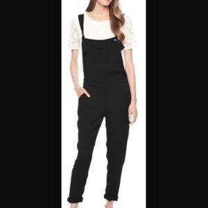 Black Ella Moss overalls