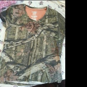 Mossy oak Break up t-shirt