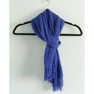 NWOT 2-in-1 Open-Knit Scarf