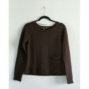 H&M | Boxy Knit Sweater