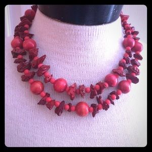 Coral reef necklace for sale