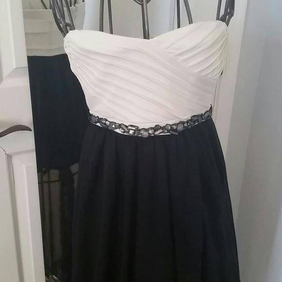 65 speechless dresses skirts white and black high