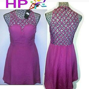 Dresses & Skirts - 🎉 HP 🎉 Magenta Dress /  pink party dress