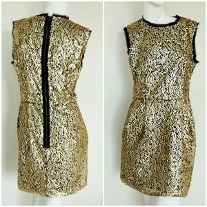 Nanette Lepore Dresses & Skirts - Nanette Lepore Love Themed Sequins Dress
