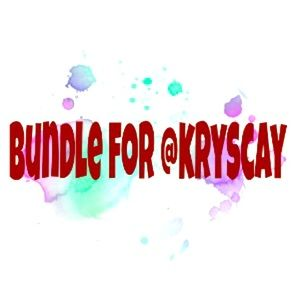 Other - bundle for 6 items :)