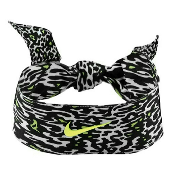 reputable site 899e7 8d327 Nike Tie-back Headband