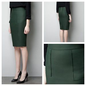 Sale Rare Zara pencil skirt