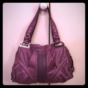 New B. Makowsky Chain Crossbody New B. Makowsky leather bag!