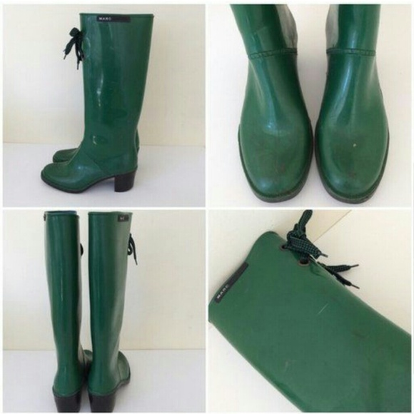 90 off marc jacobs boots marc jacobs rainboots from. Black Bedroom Furniture Sets. Home Design Ideas