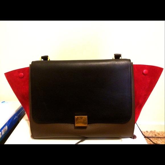 prada purses pink - 38% off Prada Clutches \u0026amp; Wallets - PRADA CHAIN WALLET IN RED ...