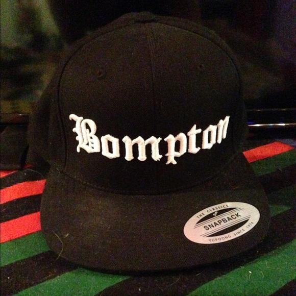 Bompton Hat: YG Bompton Snapback From Gaby