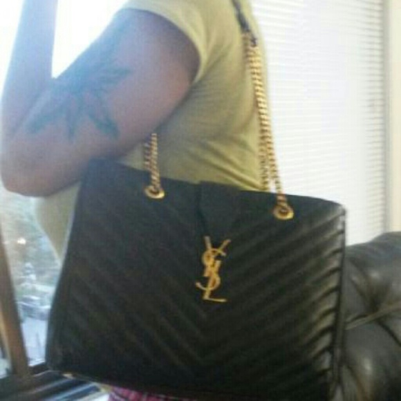 yves saint laurent bags prices - Saint Laurent - ??sold for 1050$?? 100% Authentic YSL bag from ...