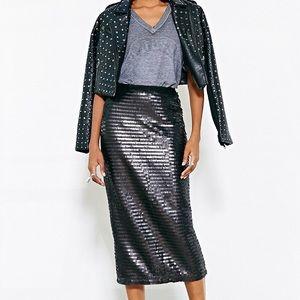 ✨Final Price✨Sequin Midi Skirt