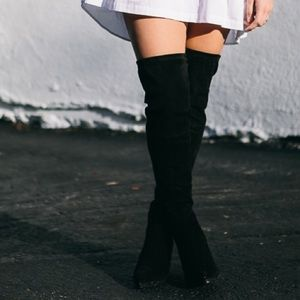Rachel Zoe Shoes - This seasons Rachel Zoe Thigh High Nevena Boot