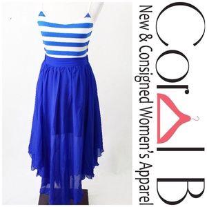 Dresses & Skirts - Rhombus Flowy Maxi Skirt