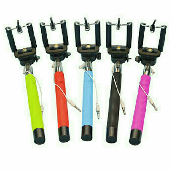 68 off other accessories hp trendy selfie stick from damary 39 s closet on poshmark. Black Bedroom Furniture Sets. Home Design Ideas