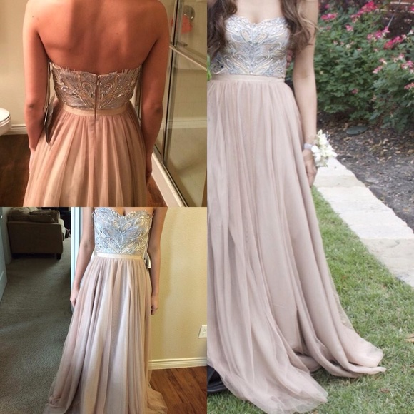 43% off Neiman Marcus Dresses Designer Prom Dress | Poshmark