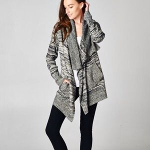 "Bare Anthology Jackets & Blazers - ""Cover Me Up"" Draped Cardigan"