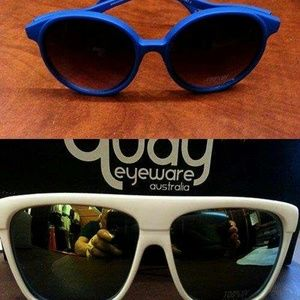 Quay Accessories - Brand New 2 pairs of Quay sunglasses