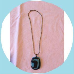 Jewelry - NWOT Handmade pendant & chain