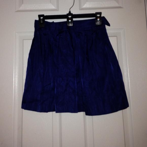 Blue Bubble Skirt 99